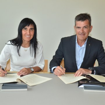 Framework Agreement signed between UPV/EHU and Tecnalia Foundation for Research and Innovation