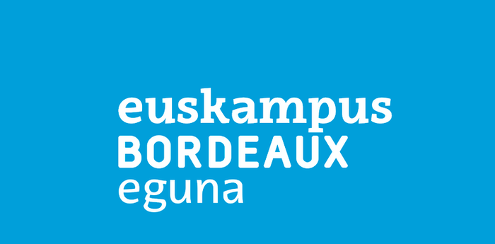 Euskampus Bordeaux Eguna 2019, Save the date!