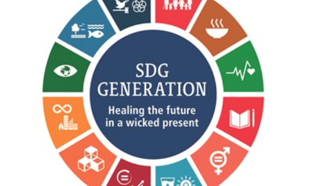 Healing the future in a wicked present - Sustainable Development Goals (SDG) event