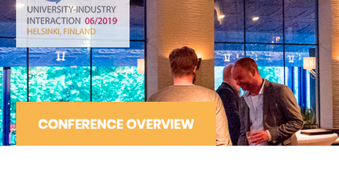 UIIN University Industry Interaction 06/2019, Helsinki, Finland