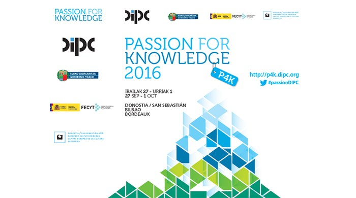 Passion for Knowledge 2016: pasión por la ciencia, pasión por la cultura