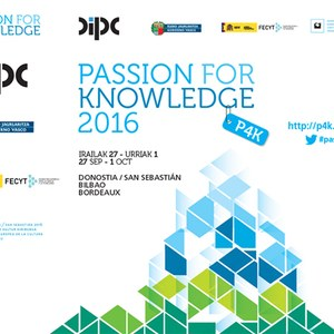 Passion for Knowledge 2016 : passion pour la science, passion pour la culture