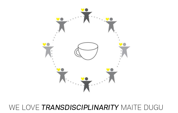 COURS D'ÉTÉ À L'UNIVERSITÉ DE PAYS BASQUE UPV/EHU École d'été   Z14-18 WE LOVE TRANSDISCIPLINARITY MAITE DUGU - Shaping the future of universities